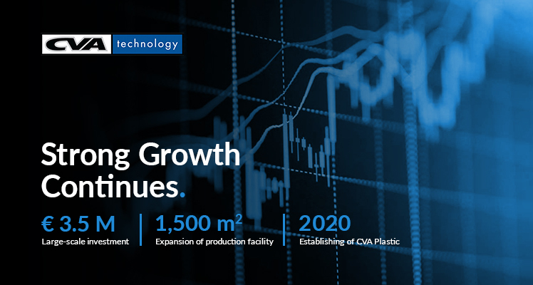 CVA Technology Continues its Strong Growth