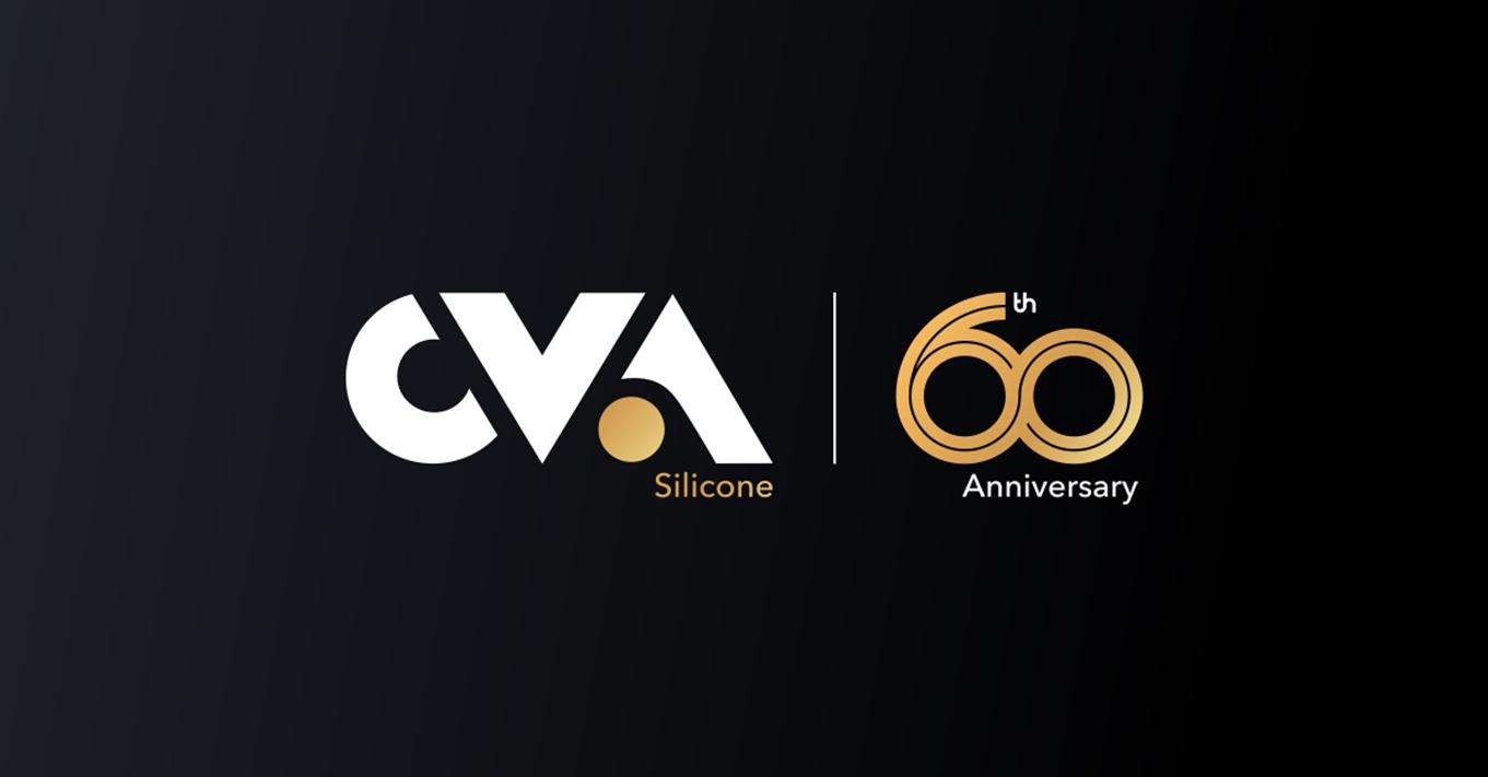 CVA Silicone celebrates 60 years of pioneering innovations.